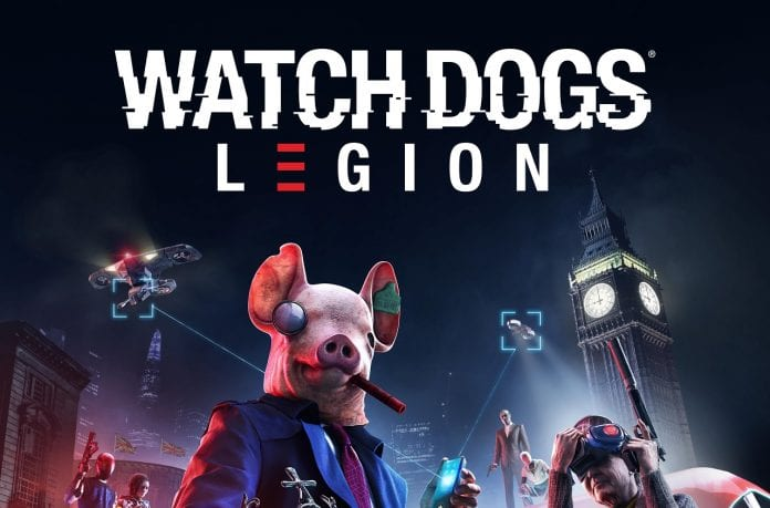 watchdogs legion 696x459 - La BBC conduce la prima intervista in assoluto all'interno di un videogame