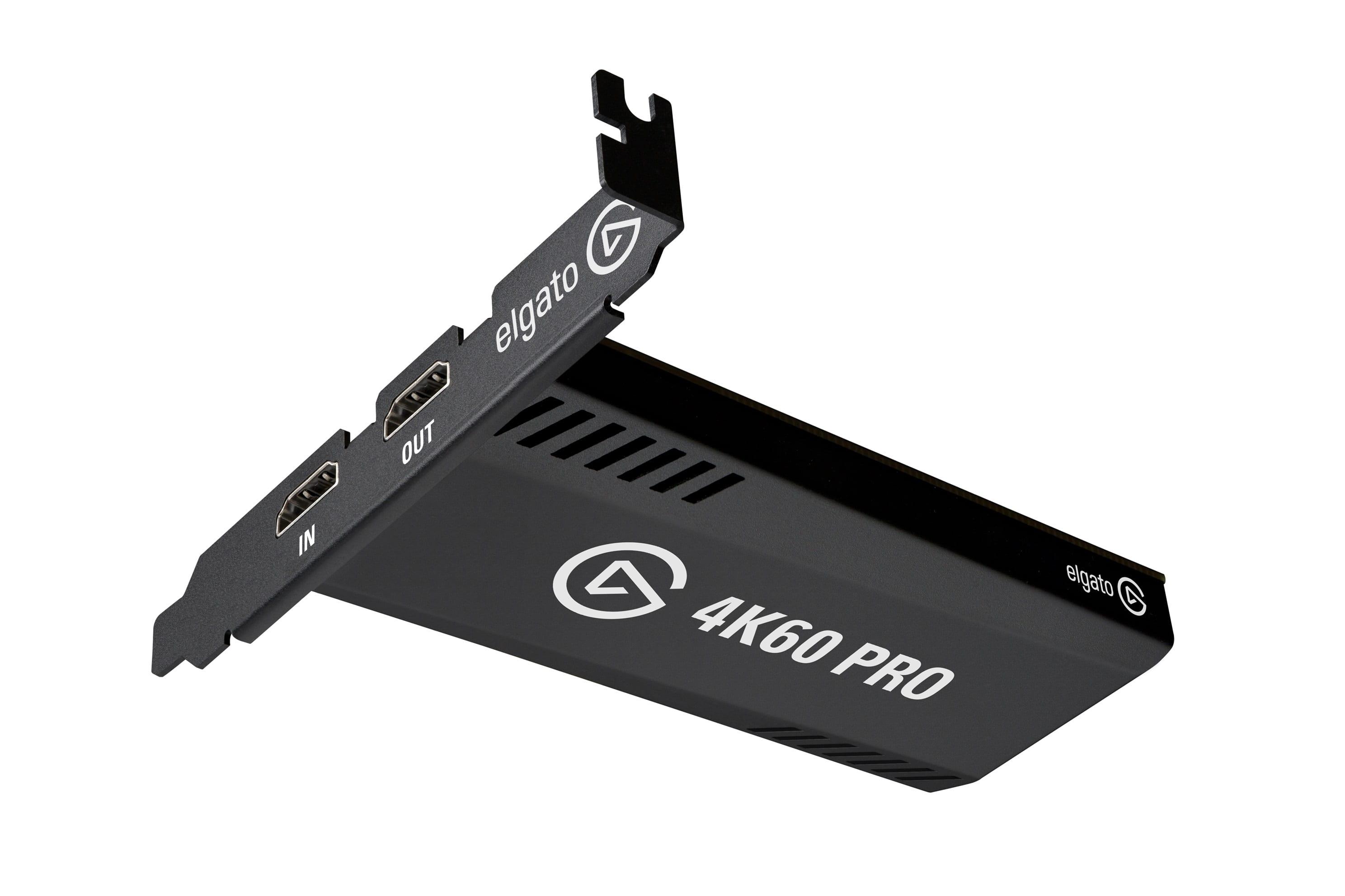 , Elgato presenta la scheda di acquisizione 4K60 Pro MK.2