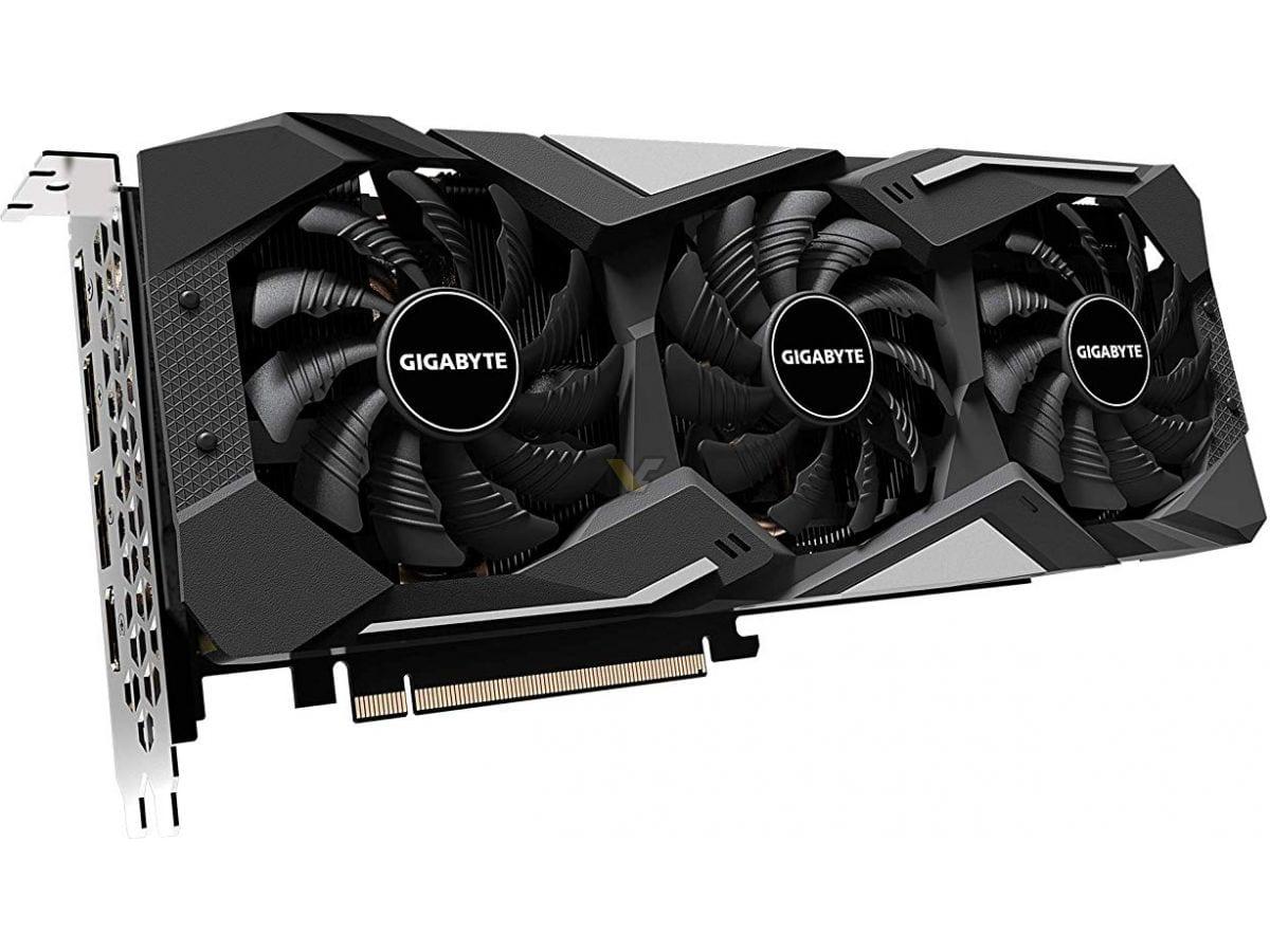 , GIGABYTE Radeon RX 5700 XT GAMING OC in foto