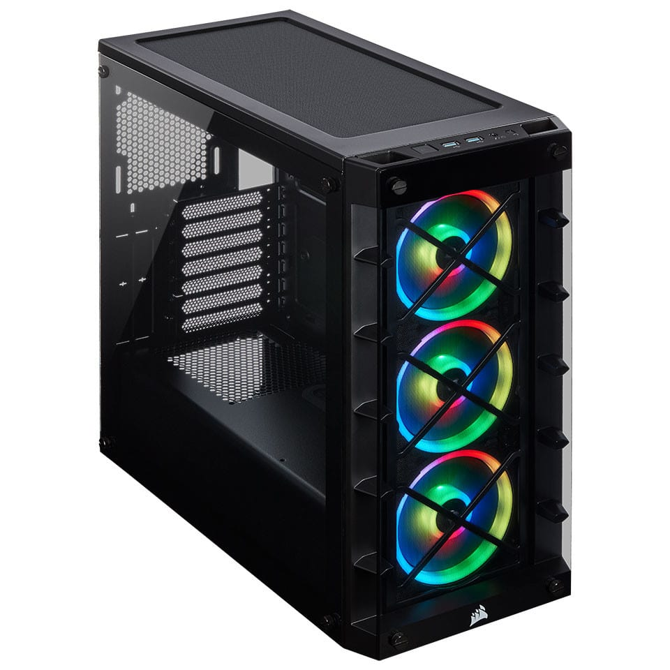 , CORSAIR presenta lo smart case iCUE 465X RGB