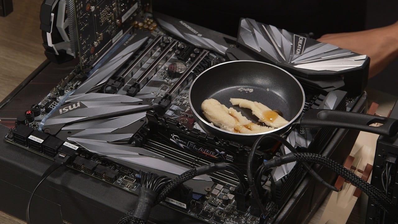 , CPU AMD o Intel, quale dei due è meglio per cuocere pancake?