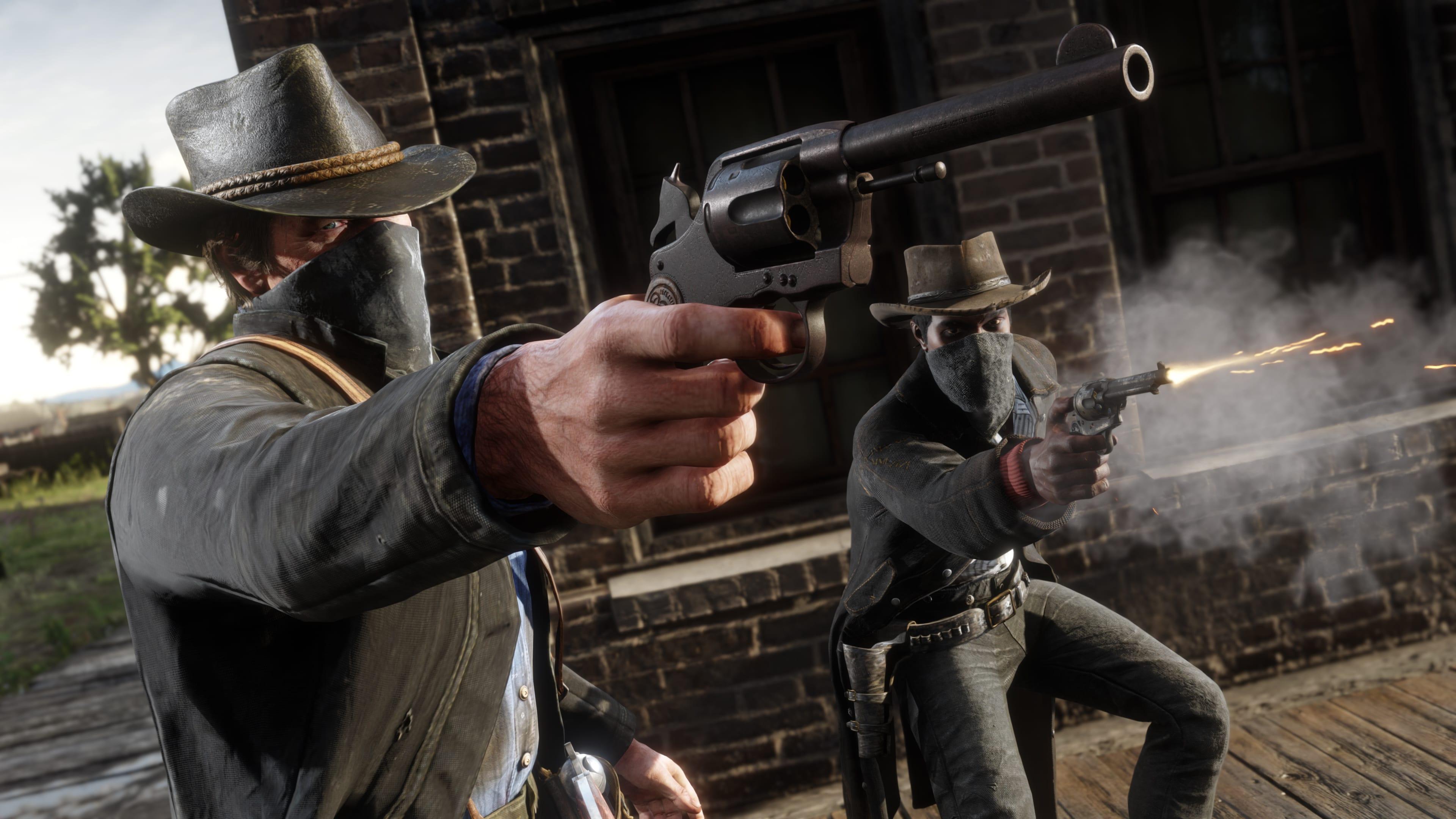 , Red Dead Redemption 2 per PC, prime immagini e nuovi dettagli