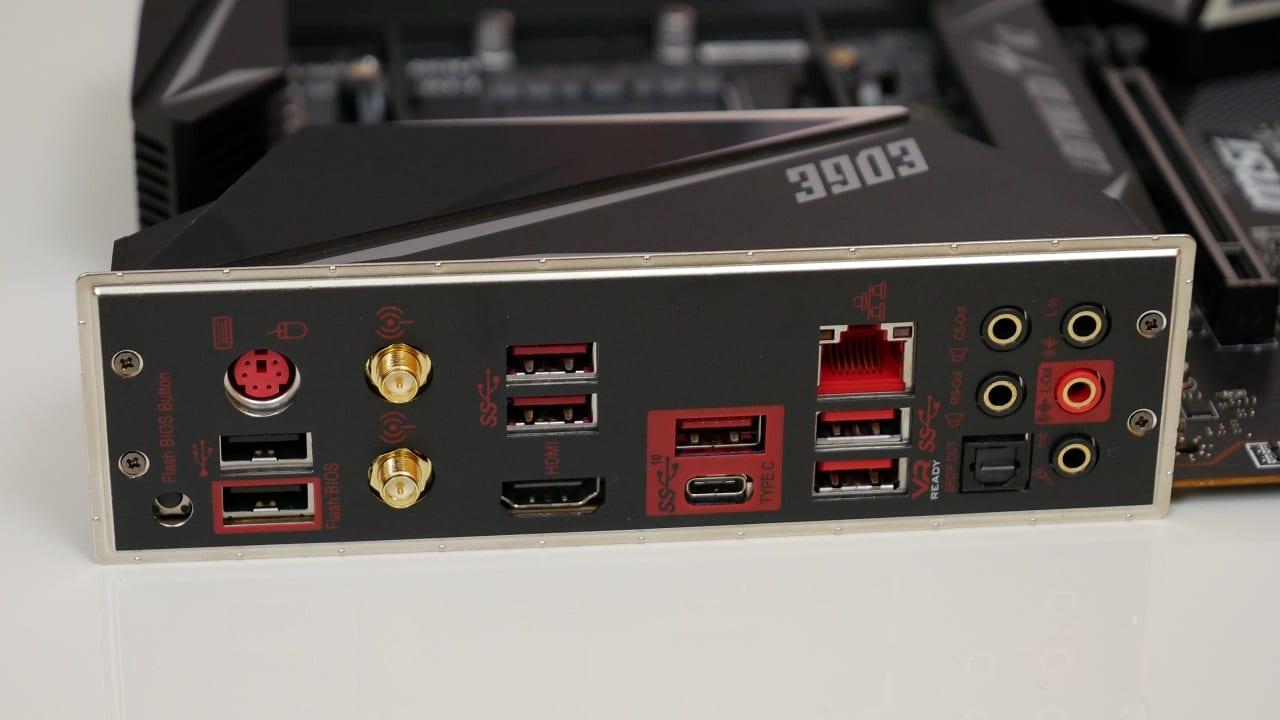 , MSI MPG X570 Gaming Edge WiFi – Recensione