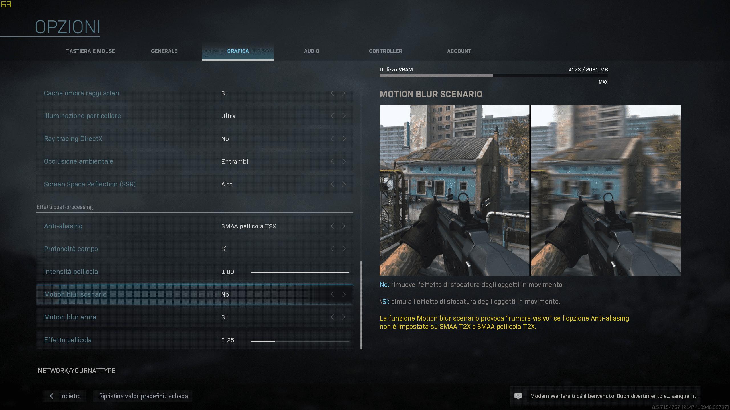 Call of Duty Modern Warfare info