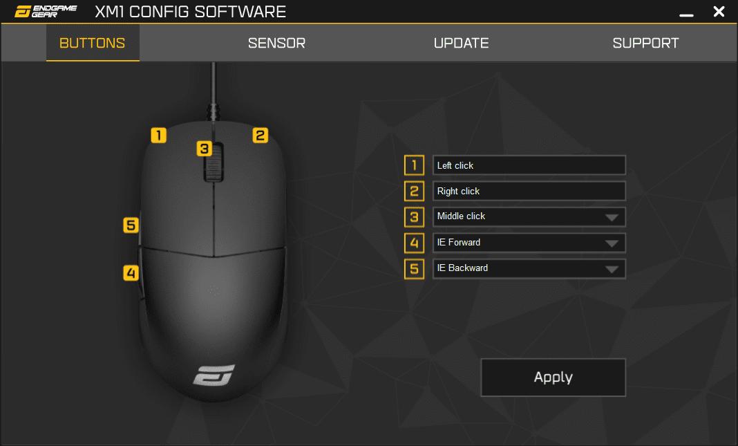 endgame gear xm1, Endgame Gear XM1 Bianco – Recensione Mouse Ultraleggero