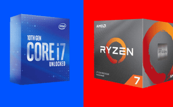 i7 10700K vs Ryzen 7 3700X
